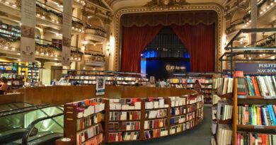 El Ateneo Grand Splendid Bookshop